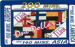 Buy One Dollar 1.00 phone card